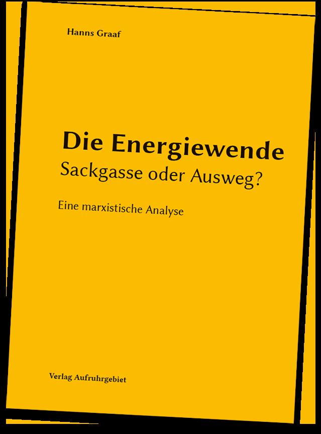 """Broschüre """"Die Energiewende"""""""